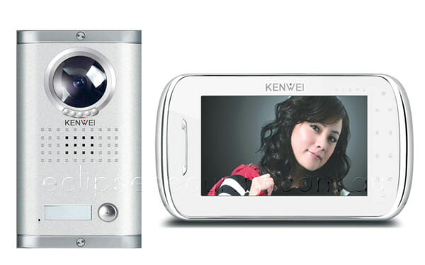 Kenwei Video Intercom just got better - Commercial and ... on