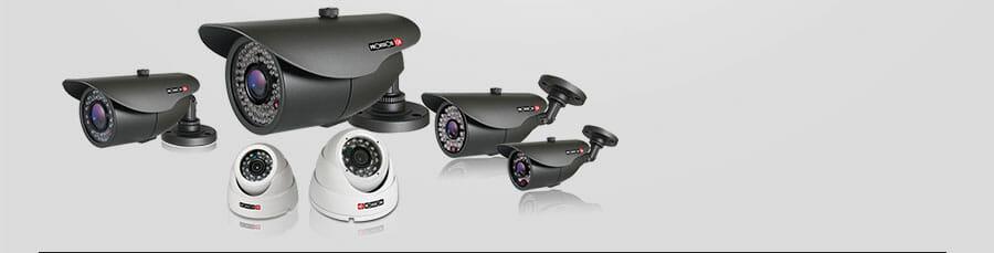 Provision High Res CCTV Cameras
