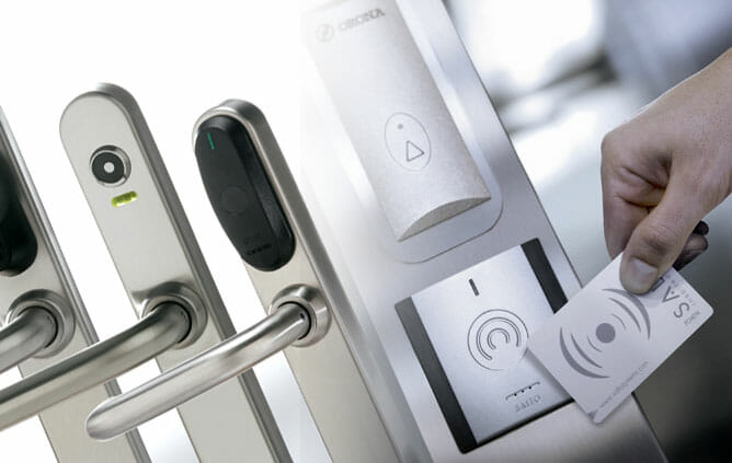 access control systems for melbourne business
