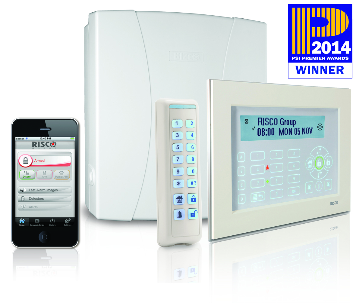 Alarm System: Risco LightSYS 2 is a winner!
