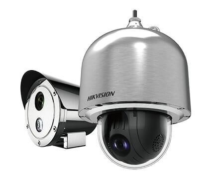 Anti Corrosion Cameras
