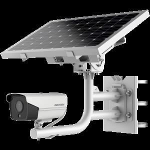 4G Solar Security Camera