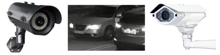 licence plate camera